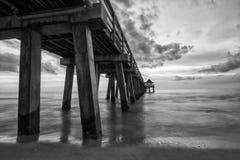 Der Pier Stockbilder
