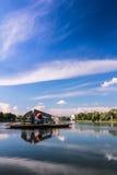 Der Plumbuita-Park lizenzfreies stockbild