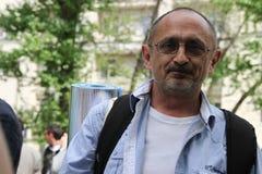 Der Politikwissenschaftler Alexander Morozov auf a Stockfotos