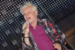 Der Popstar Boris Moiseyev Lizenzfreie Stockfotos