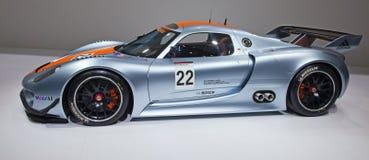 Der Porsche 918 RSR Lizenzfreie Stockfotografie