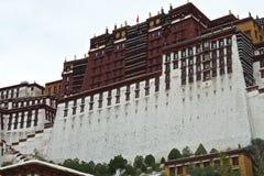 Der Potala Palast Lizenzfreie Stockbilder