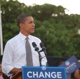 Der Präsident Stockfotos