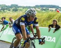 Der Radfahrer Marcel Kittel - Tour de France 2016 stockfotografie