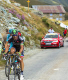 Der Radfahrer Pierrick Fedrigo - Tour de France 2015 Lizenzfreies Stockbild