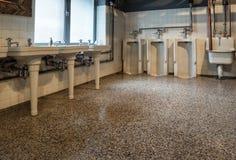 Der Raum der Weinlesemänner Stockbild