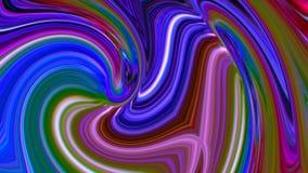 Der Regenbogen fliegt geometrie Abstraktion knall Beschaffenheit Hintergrund vektor abbildung