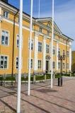Der Regierungspräsidentwohnsitz Harnosand Stockfoto