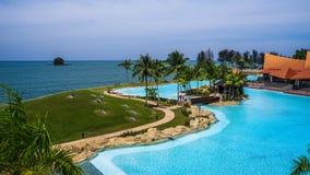 Der Reich-Hotel-u. Countryklub, Brunei Lizenzfreie Stockfotos