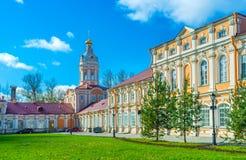 Der religiöse Markstein von St Petersburg Lizenzfreies Stockbild