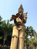 Der Riese von Vientiane Lizenzfreie Stockbilder