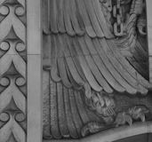 Der riesige Adlergreifer Lizenzfreies Stockbild