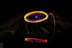 Der Ring des Feuers Lizenzfreies Stockfoto