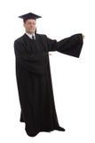 In der Robe Stockfotos