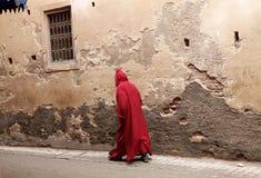 Der rote Mann Lizenzfreies Stockbild
