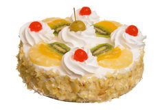 Der süße Kuchen Lizenzfreie Stockbilder