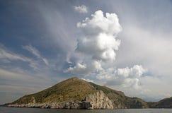 Der Süden von Italien, nahe Neapel 2 Lizenzfreie Stockbilder