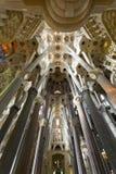 Der Sagrada Familia Stockfotografie