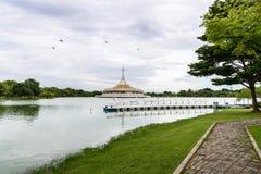 Der schöne allgemeine Park Stockfotografie