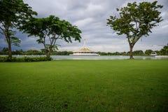 Der schöne allgemeine Park Lizenzfreies Stockbild