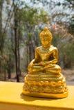 Der schöne Buddha Stockfoto