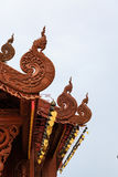 Der schöne Tempel bei Wat Banden Stockbild