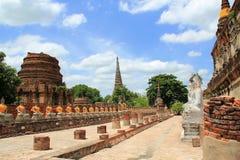 Der schöne Tempel in Thailand-Kunst stockfotos
