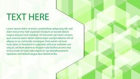 Der Schablonen-Zusammenfassungs-Hintergrund Stockbild