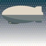 Der Schablonenkopienraum Posterkupons des flachen Designgeschäft Vektor-Illustrationskonzeptes leerer Torpedo M Promotionsmateria stock abbildung