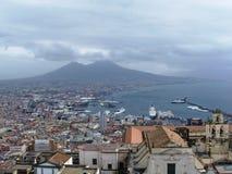 Der Schacht von Neapel stockfotografie