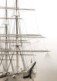Der Schiff af-ambulante Händler Lizenzfreies Stockfoto