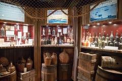 Der Schiffbruch hütet Museum, in Key West, erzählt Florida, das Museum die Geschichte der Wreckersindustrie in altem Key West Lizenzfreies Stockbild