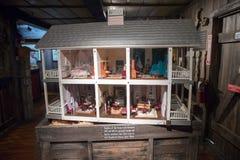 Der Schiffbruch hütet Museum, in Key West, erzählt Florida, das Museum die Geschichte der Wreckersindustrie in altem Key West Lizenzfreie Stockfotos