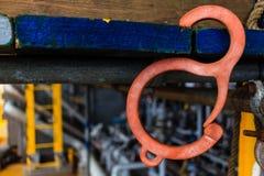 Der Schlauch u. das Kabel sauber Lizenzfreie Stockfotografie