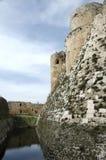 Der Schloss-Burggraben Stockbild