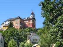 Der Schloss Jansky-Hügel Lizenzfreies Stockfoto