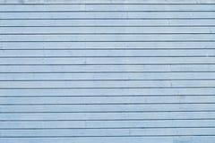 Der Schmutz, welche Blau gemalter Eiche abzieht, verschalt Hintergrund Stockbilder