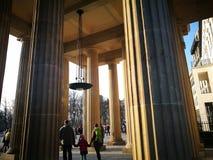 Der schnelle flüchtige Blick von Berlin City Lizenzfreie Stockfotos