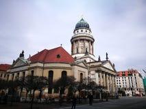 Der schnelle flüchtige Blick von Berlin City Stockbild