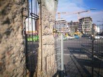 Der schnelle flüchtige Blick von Berlin City Stockfotografie