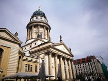 Der schnelle flüchtige Blick von Berlin City Lizenzfreie Stockfotografie