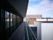 Der schnelle flüchtige Blick von Berlin City Stockbilder