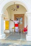 Der Schrein von Thaniwalla Devalaya in Madampe stockbild