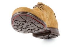 Der Schuh der Männer Lizenzfreie Stockfotografie