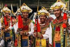 Der Schutz von Balineseprinzessin Stockbilder