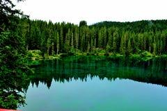 Der See Lizenzfreies Stockfoto