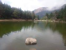 Der See von Ansichten Lizenzfreie Stockfotografie