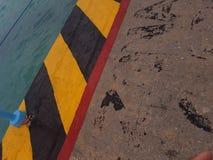 Der Seehafen bei Cozumel stockfotos