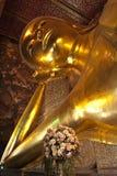 Der sehr große Buddha… Lizenzfreie Stockfotos