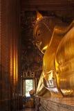 Der sehr große Buddha… Lizenzfreies Stockbild